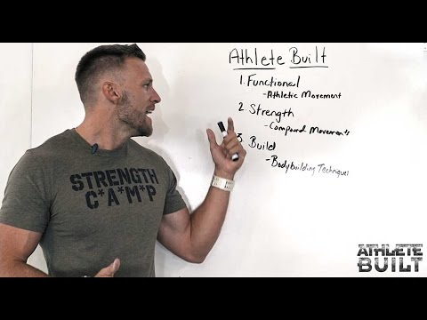 What Is Athlete Built?