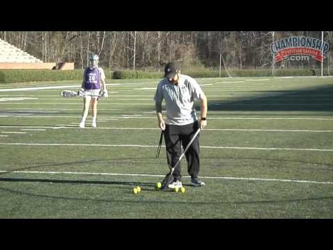 Stickwork & Clearing Drills for Goalies - Remington Steele