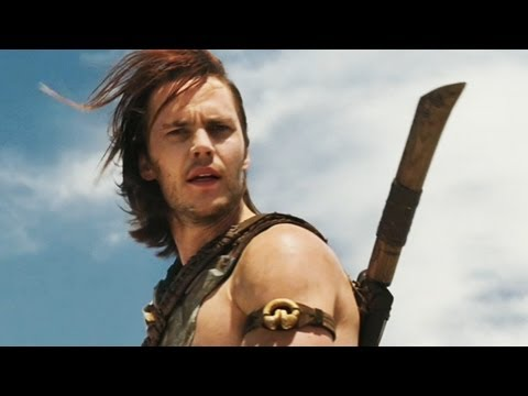 John Carter Of Mars Trailer 2012 Official