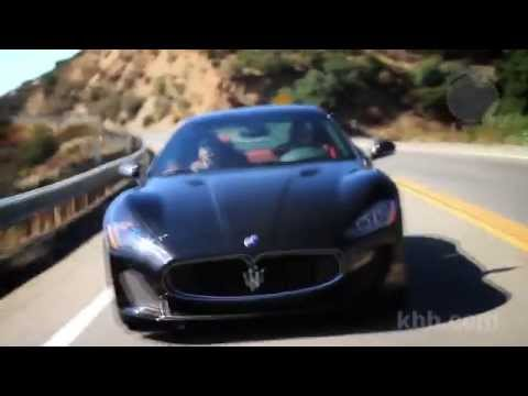 Maserati GranTurismo MC and Convertible Sport - Video Review