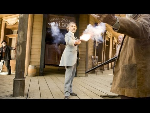 Django Unchained - Christoph Waltz Blu-ray Interview