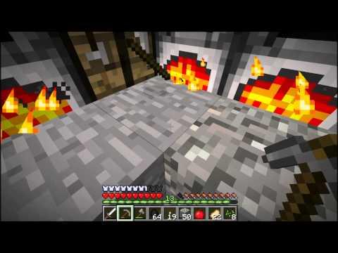 Minecraft survival #4 cu MagicWeapon-Plecam la sapat in jos!