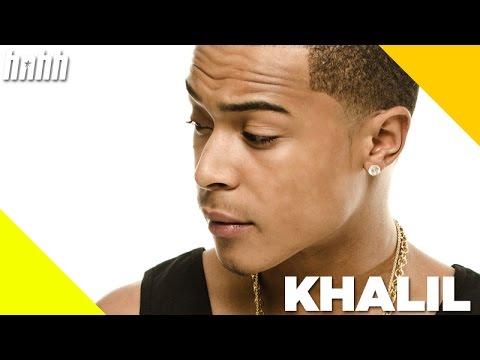 Khalil - Khalil Talks Working With Birdman, Befriending Justin Bieber
