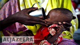 UN: World is failing to fight high child mortality rate - ALJAZEERAENGLISH