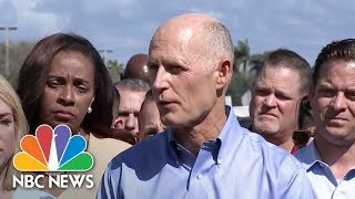 Florida Officials Give New Details On Nikolas Cruz And Parkland School Shooting | NBC News - NBCNEWS