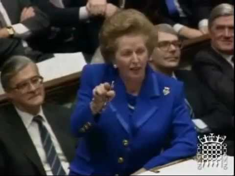 Margaret Thatcher -