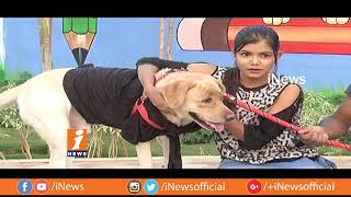 GHMC Launched Dog Park In Hyderabad | Metro Colours | iNews - INEWS