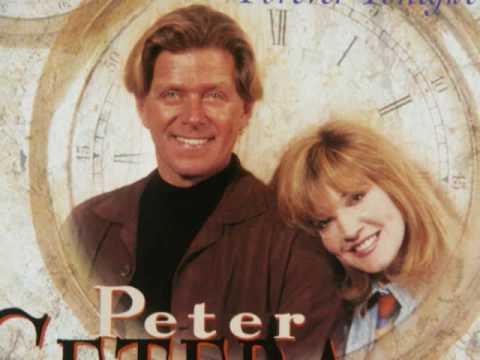 Crystal Bernard and peter cetera