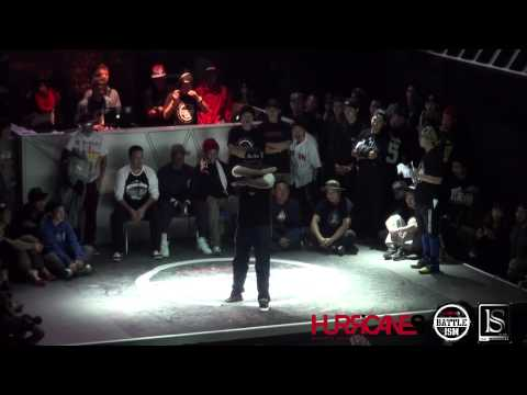 HURRICANES BATTLE-ISM 2013 TAIWAN | MR.WIGGLES (U.S.A) [POPPIN JUDGE SOLO] SIDE