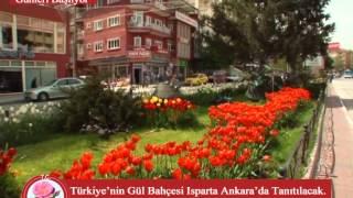 Ankara Isparta Gülü Kokacak