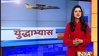 Vayu Shakti 2019: IAF carries out mega exercise at Pokhran - INDIATV
