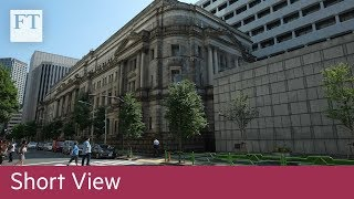 Bank of Japan's ETF love affair | Short View - FINANCIALTIMESVIDEOS