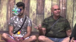 Bigg Boss 8: Equation Turns Bad Between Upen, Diandra & Karishma; Puneet Bags The Captain's Role! - THECINECURRY