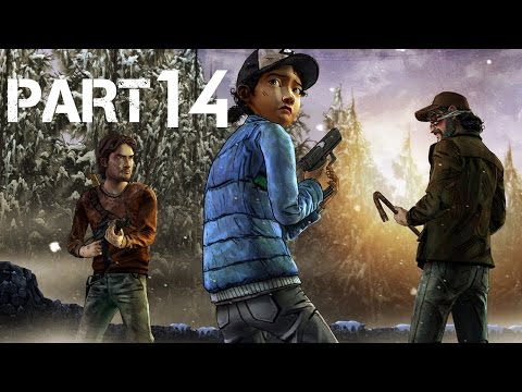 The Walking Dead Game Season 2 Episode 4 - Walkthrough Part 14