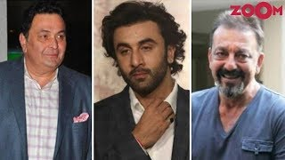 Ranbir Kapoor's Interesting Revelation About Rishi Kapoor & Sanjay Dutt - ZOOMDEKHO