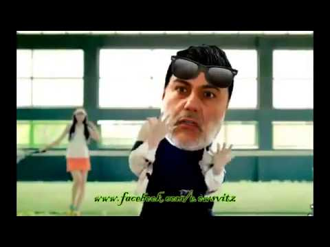 Benkirane Gangnam style 2013...
