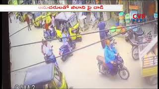 Rowdy Sheeter Badrinath Hulchul in Golconda | Hyderabad | CVR NEWS - CVRNEWSOFFICIAL