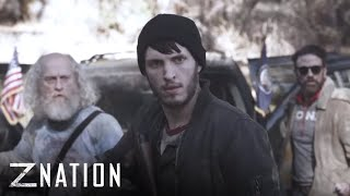 Z NATION | Season 4, Episode 12: All Zombie Kills | SYFY - SYFY