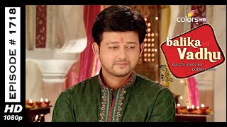 Balika Vadhu : Episode 1711 - 22nd October 2014