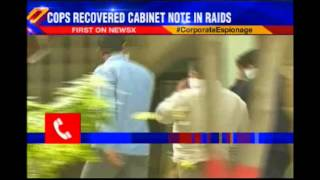 Corporate espionage: Cops hint at high-profile arrests in leakgate - NEWSXLIVE