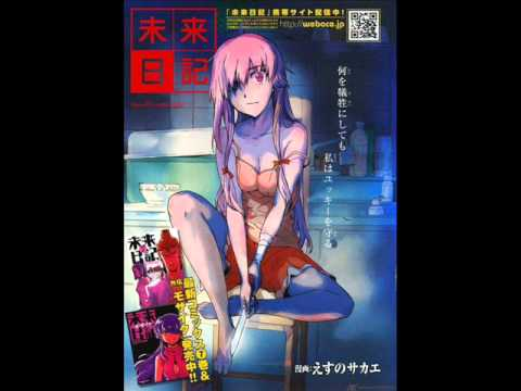 Mirai Nikki Ending Full (Blood Teller)