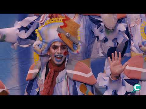 La agrupación Los garabatos llega al COAC 2020 en la modalidad de Coros. En años anteriores (2018) concursaron en el Teatro Falla como Los Chimenea, consiguiendo una clasificación en el concurso de Final.
