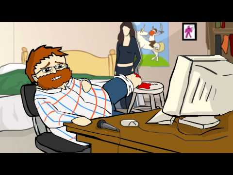 Yogpod Animations Simon s Mating Call