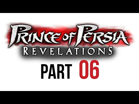 Prince of persia: revelations 06 psp walkthrough/Gameplay