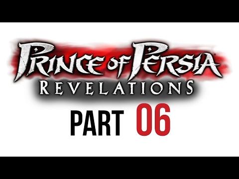 Prince of persia: revelations 06 psp walkthrough/Gameplay