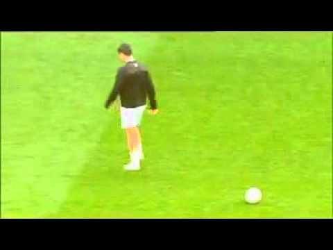 Cristiano Ronaldo Warmup Before Game Part 2