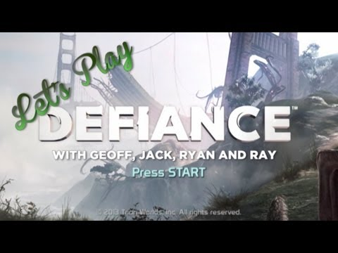 Let's Play - Defiance