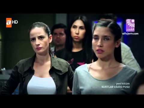 مسلسل وادي الذئاب الجزء الثامن الحلقة الخامسة (5) HD