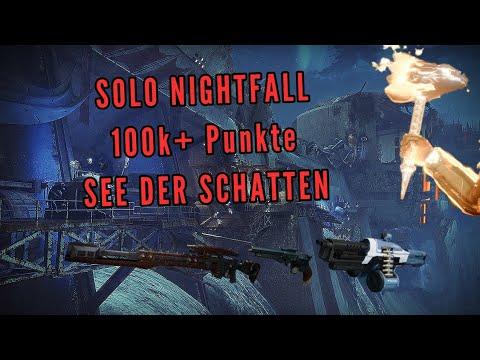 SOLO NIGHTFALL 100k+ score