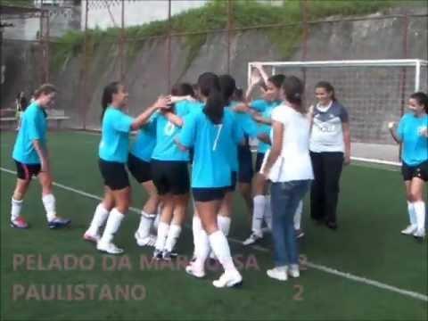 Liga das Meninas - Grupo B, 3ª rodada - Pelado da Marquesa x Paulistano