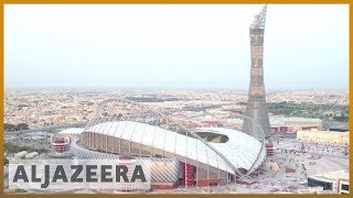 🇶🇦 Qatar's emir hopes 2022 World Cup can heal Arab world divisions | Al Jazeera English - ALJAZEERAENGLISH