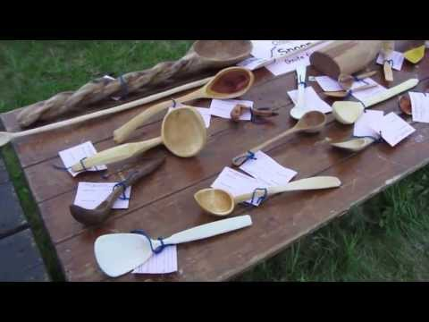 Pole Lathe Turners and Green Woodworkers - Bodgers Ball