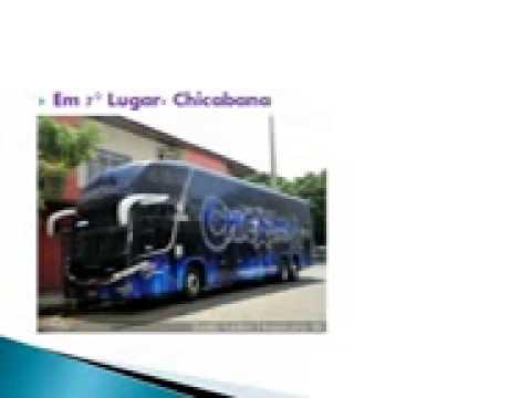 Os 10 Ônibus de Bandas Mais Bonitos