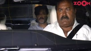 Bollywood Star Anil Kapoor Spotted In His Mercedes At Bhumi Pednekar's Birthday Party - ZOOMDEKHO