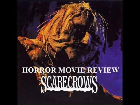 SCARECROWS ( 1988 ) Horror Movie Review