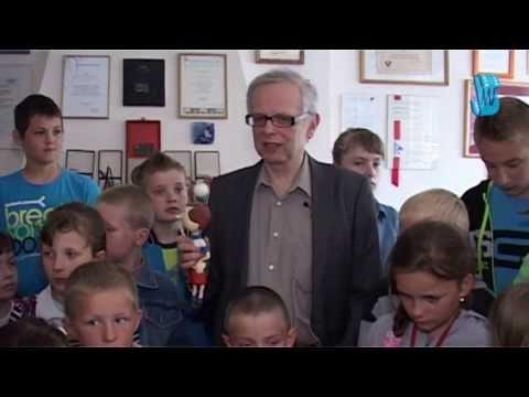 Prezes Studia Miniatur Filmowych Włodzimierz Matuszewski opowiada o studio i jego produkcjach (2013).
