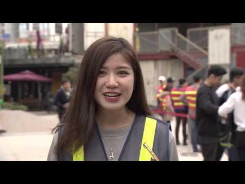 [Hanoi Creative City] 2015/12/28 Dóo Cung Event on VTV6 - Chuyển động 24h