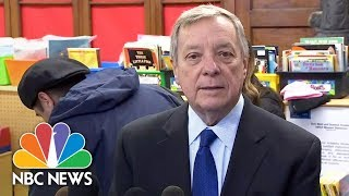 Senator Durbin Defends What He Heard During President Donald Trump's Immigration Meeting | NBC News - NBCNEWS