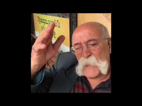Հայաստանցի պապիկը գոհ է սփյուռքից