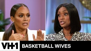 Tami Challenges Evelyn to Go Outside | Basketball Wives - VH1