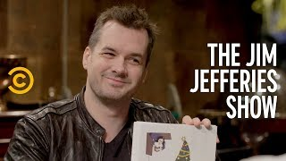 "Examining Holland's Extremely Racist Christmas Character, ""Black Pete"" - The Jim Jefferies Show - COMEDYCENTRAL"