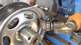 Погнут колесный диск | Repair Rim
