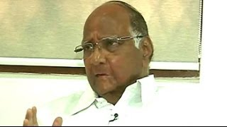 Congress-NCP alliance will definitely do well in Maharashtra: Sharad Pawar to NDTV - NDTV