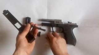 Новый шумовой пистолет carrera gt-60