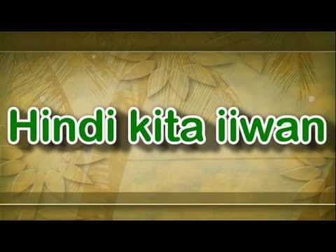 Hindi Kita Iiwan Lyrics - Sam Milby (2011 New Single)
