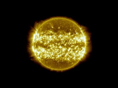 NASA | SDO: Three Years of Sun in Three Minutes